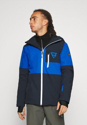 STROKERS MENS SNOWJACKET - Snowboardová bunda - space blue