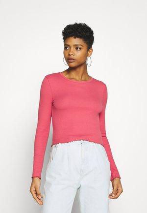 BELINDA - T-shirt à manches longues - baroque rose