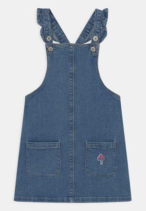 Denim dress - mid blue