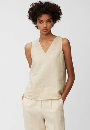 Blouse - summer taupe