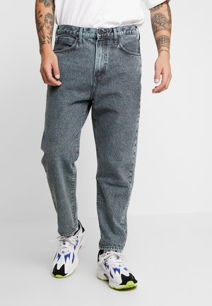GRAZER - Relaxed fit jeans - cerulean