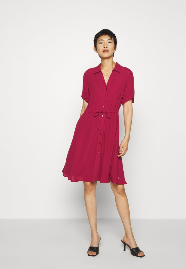 ELLEN COCO DRESS - Shirt dress - parrot purple