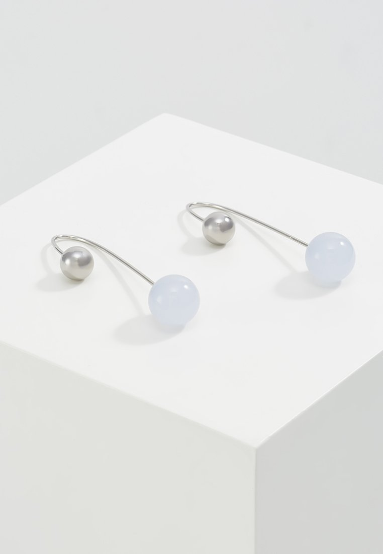 Skagen - SEA - Earrings - silver-coloured
