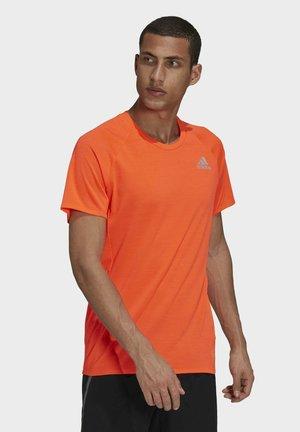 RUNNER - Print T-shirt - red