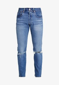 Levi's® - 501® SLIM TAPER - Jean slim - ironwood dx - 4