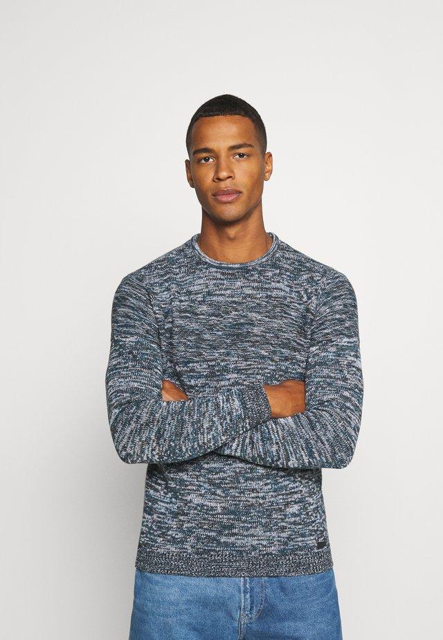 Jersey de punto - blue/black