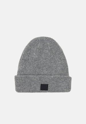 BEANIE - Čepice - light grey melange