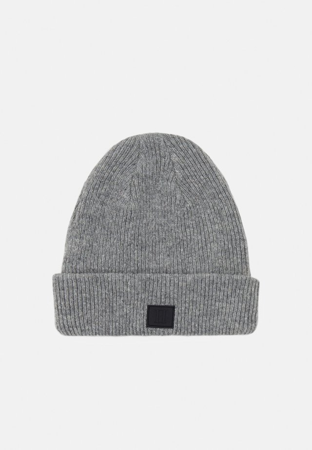 BEANIE - Mütze - light grey melange