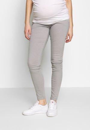 MATERNITY LOW BELLY TROUSER - Kalhoty - light grey
