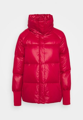 SPIA - Down jacket - red