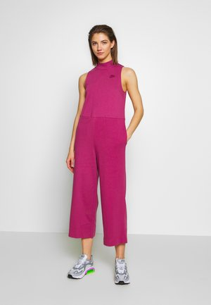 Jumpsuit - mulberry rose