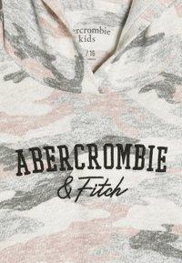 Abercrombie & Fitch - CUTE SPORTY HOOD  - Top sdlouhým rukávem - light grey melange - 4