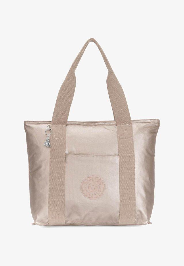 Shopping bag - metallic glow origin