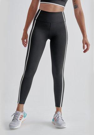 CICLO - Leggings - Trousers - black