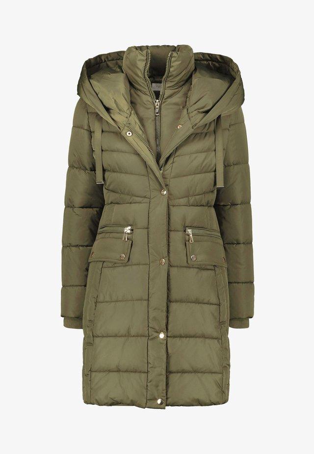 Zimní kabát - khaki