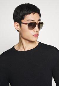 Prada Linea Rossa - Gafas de sol - gunmetal - 1