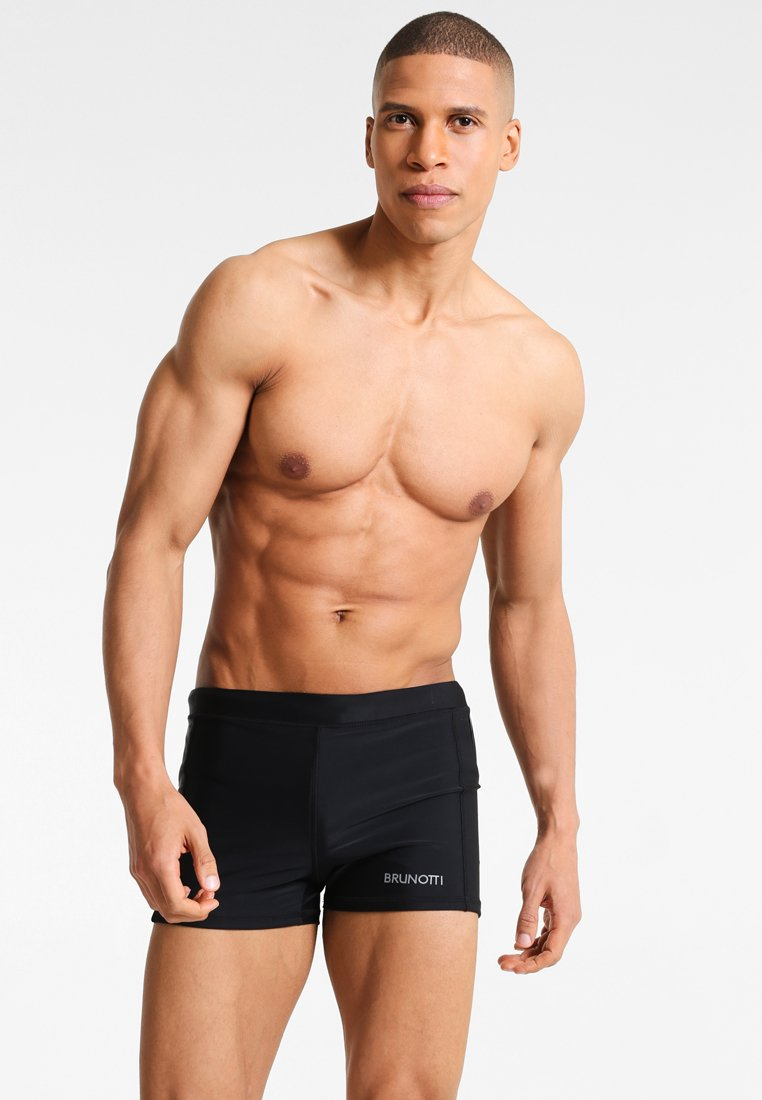 Brunotti - SAABIR - Swimming trunks - black
