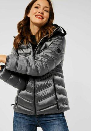 STEPP OPTIK - Light jacket - silber