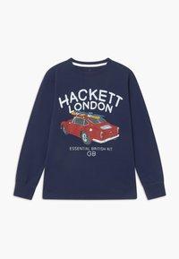 Hackett London - SURF CAR - Långärmad tröja - navy - 0