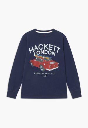 SURF CAR - Long sleeved top - navy