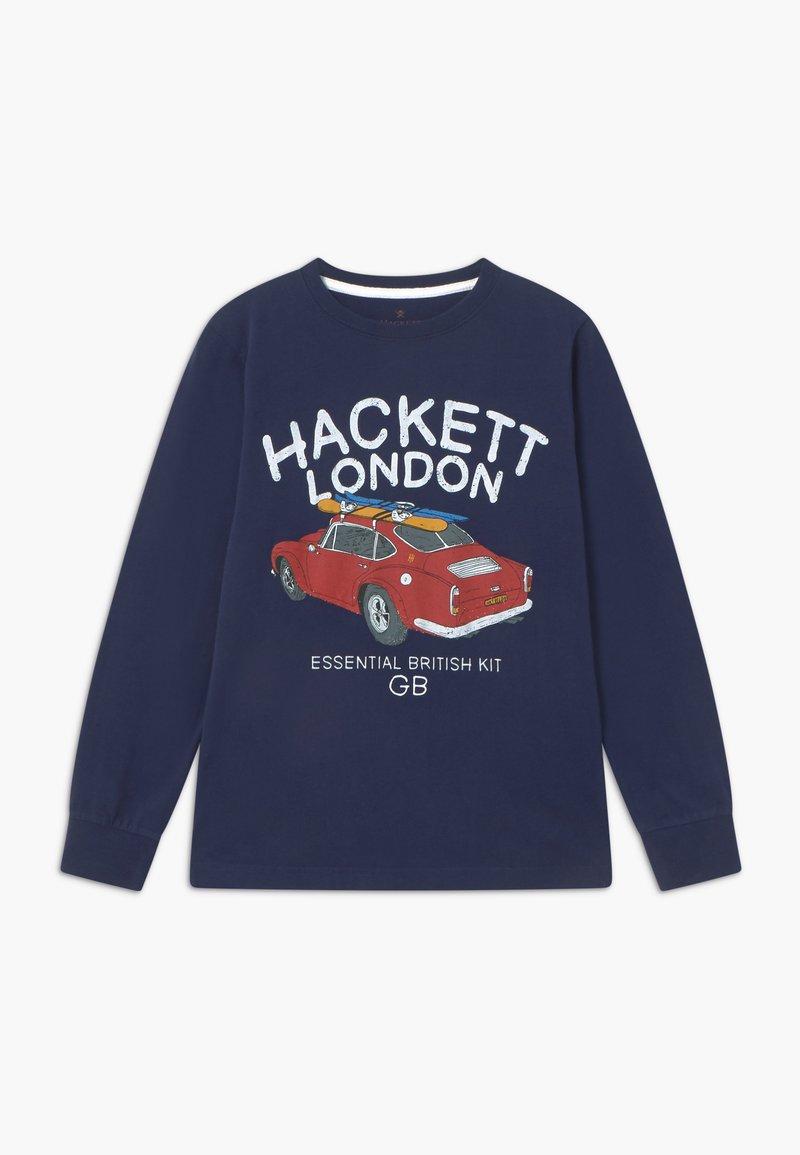 Hackett London - SURF CAR - Långärmad tröja - navy