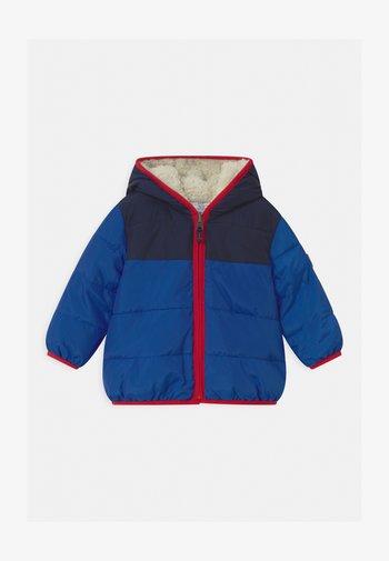 Winter jacket - admiral blue