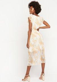 LolaLiza - Day dress - yellow - 2