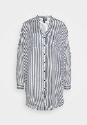 VMBECKY FOLD UP - Košilové šaty - india ink/bumby snow