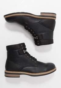 Call it Spring - ELTHAM - Bottines à lacets - black