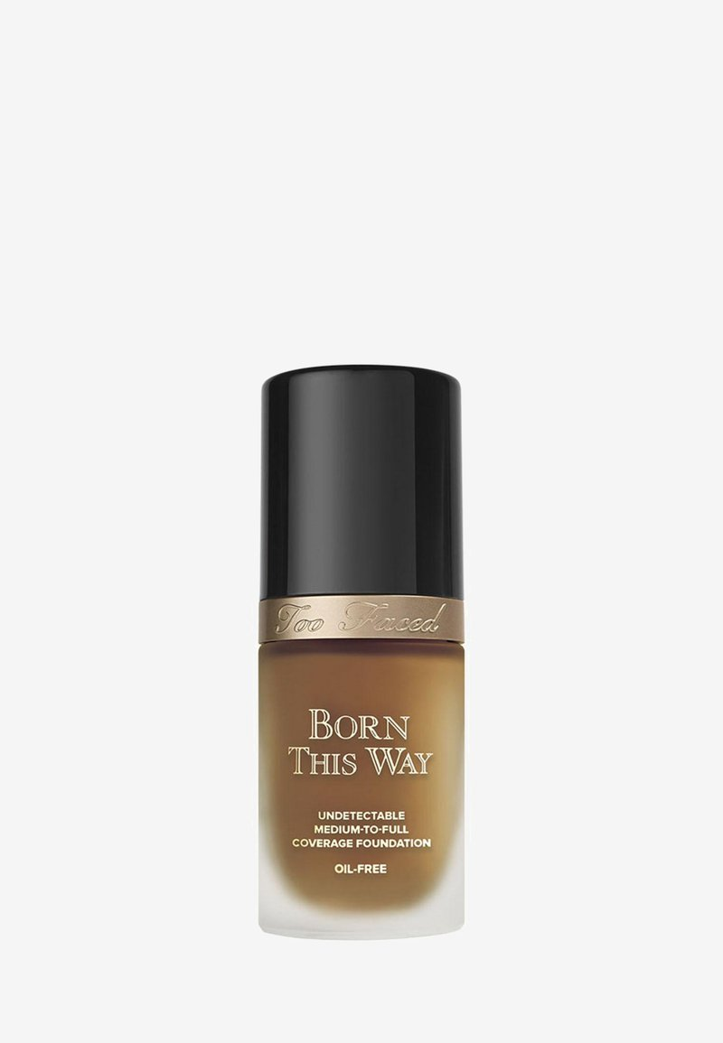 Too Faced - BORN THIS WAY FOUNDATION - Foundation - chestnut