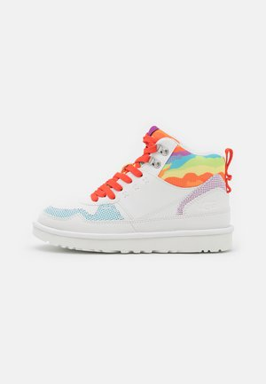 HIGHLAND CALI COLLAGE - High-top trainers - rainbow