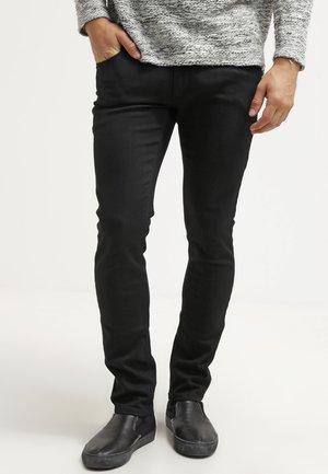 Džíny Slim Fit - clean black