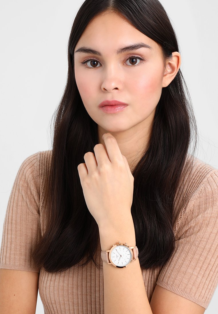 Fossil Smartwatches - Q NEELY - Smartwatch - nude