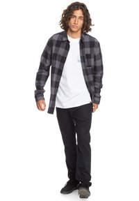 Quiksilver - MOTHERFLY - Shirt - irongate motherfly - 1