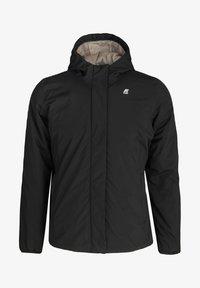 K-Way - MARMOTTA - Winter jacket - black  pure - 0