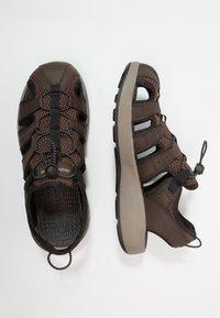 Skechers - Walking sandals - brown - 1