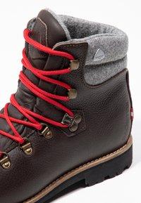 Dachstein - Hiking shoes - dunkel braun - 5