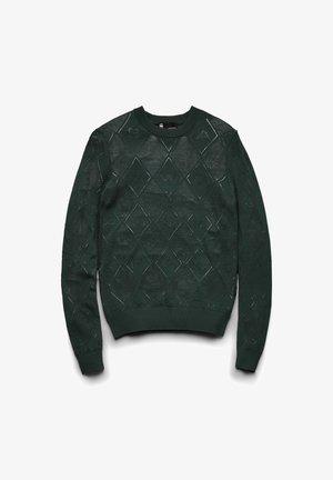 POINTELLE - Sweatshirt - graphite