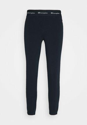 ELASTIC CUFF PANTS LEGACY - Pantalones deportivos - dark blue