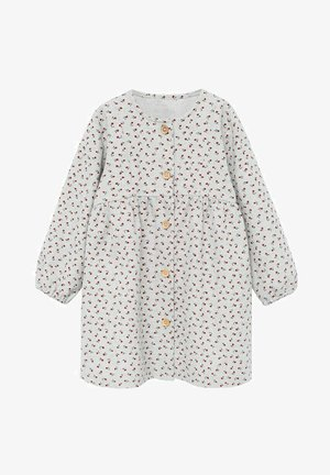 CLAVEL - Shirt dress - grijs