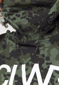 COLOURWEAR - BOWL HOOD - Sweatshirt - khaki - 4
