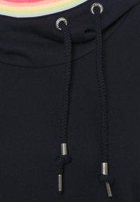 Ragwear Plus - ERMELL - Sweatshirt - navy - 5