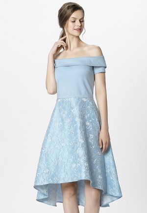 Cocktail dress / Party dress - light blue