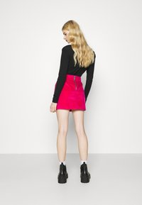 The Ragged Priest - HOAX SKIRT - Mini skirt - pink - 2