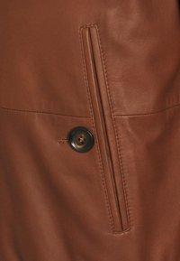 Bally - Kožená bunda - brown - 6
