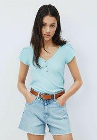Pepe Jeans - T-shirt - bas - blue - 0