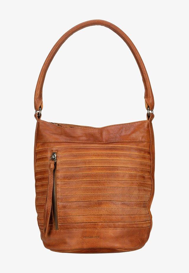 LOLA - Handbag - caramel