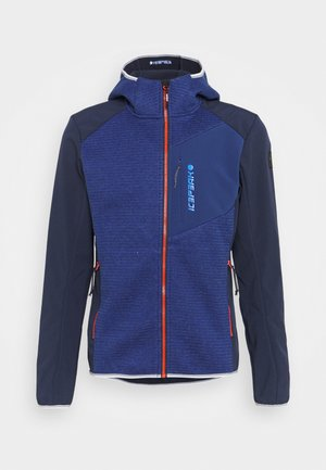 DANFORT - Softshellová bunda - dark blue