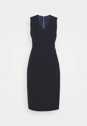 ELENIII - Pouzdrové šaty - navy