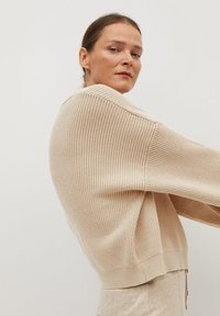 Mango - TOTI - Jumper - light/pastel grey - 4